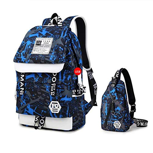 Backpack Pencil Boys Set Bag C3 2pcs School Bag Pencil Bag Boys 3 84w1qpU