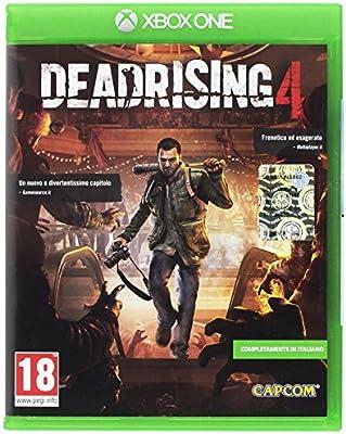 Microsoft Dead Rising 4, Xbox One Básico Xbox One Inglés vídeo ...