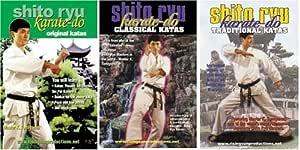 Shito Ryu Master Tomiyama - 3 DVD Set