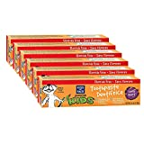 Kiss My Face Berry Smart Kids Fluoride Free Toothpaste, 113-Gram Tubes (Pack of 6)