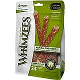 WHIMZEES Natural Grain Free Dental Chew, Small Veggie Sausage, 28...