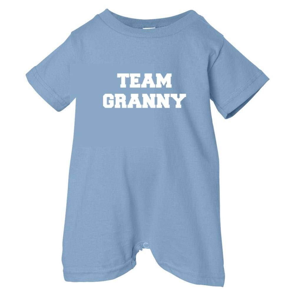 Unisex Baby Team Granny T-Shirt Romper So Relative