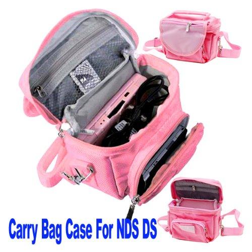 Ds Travel Bag (Vktech Travel Bag Carry Case for Nintendo NDS 3ds Ds Lite Dsi with Shoulder)