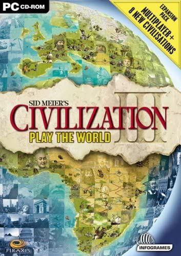 Civilization III: Play the World - Expansion Pack