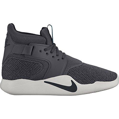 Nike Mens Incursion Mid Se Shoe Grigio Scuro / Nero-vasto Grigio-grigio Scuro / Nero-vasto Grigio-lt Blu Furia