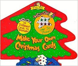 Make Your Own Christmas Card Little Golden Book Roger