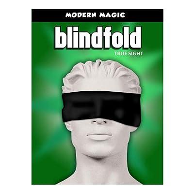 Modern Magic Blindfold - True Sight Trick MAK Magic: Toys & Games [5Bkhe0506788]