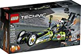 LEGO Technic Dragster 42103 Pull-Back Racing Toy