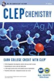 img - for CLEP  Chemistry Book + Online (CLEP Test Preparation) book / textbook / text book