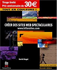 Créer des sites Web spectaculaires par David Siegel