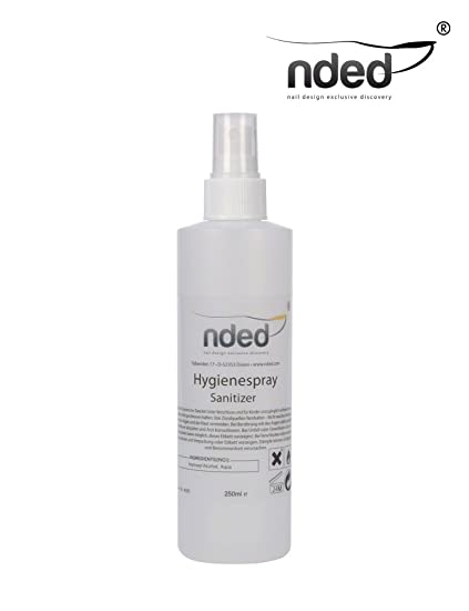 Spray para poner uñas postizas Gel UV resina, permanente, 250 ml