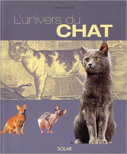 Livre gratuits L'Univers du chat pdf