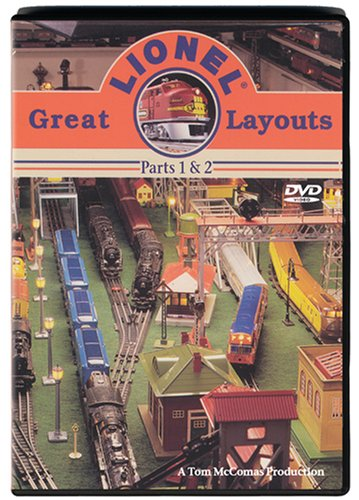 Great Lionel Layouts, Parts 1 & 2