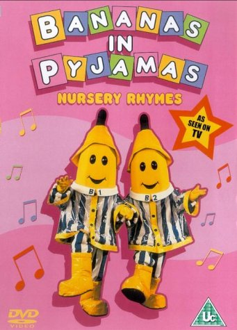Bananas in Pyjamas (Dvd In Banana Pajamas)