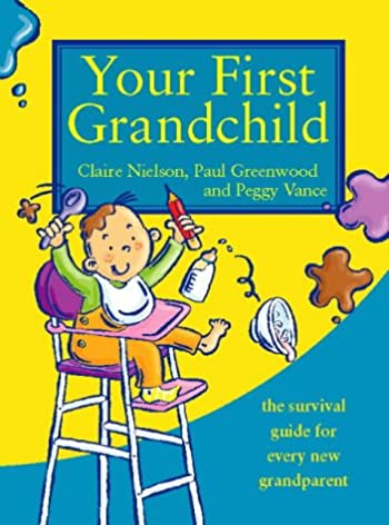 Humorous Guide For Grandparents - User Guide Manual That Easy-to-read •
