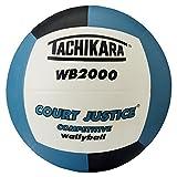 Tachikara WB2000 Competition Wallyball, Green/White/Black