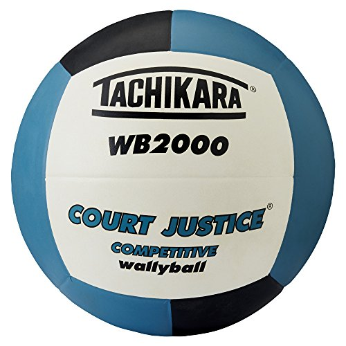 "Tachikara WB2000 ""Competition"" Wallyball , Green/White/Black"