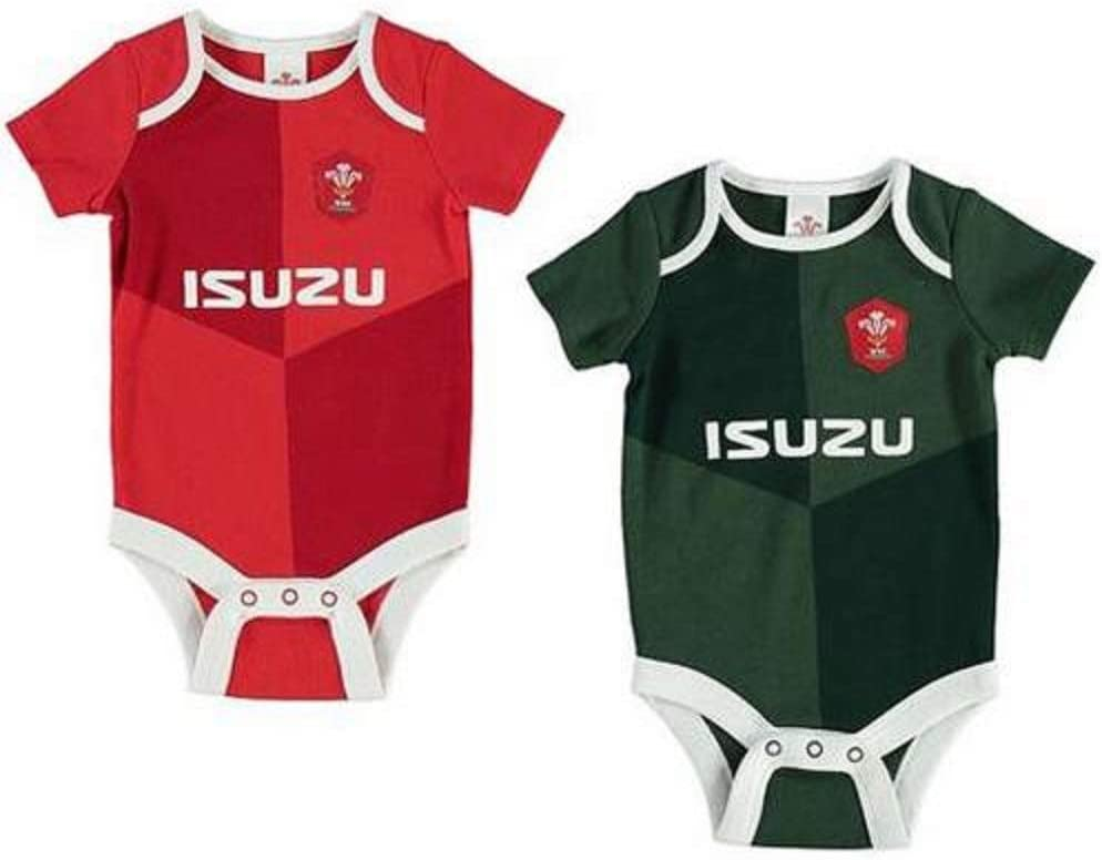 Cotton BABY GIFT 50/% Welsh 50/%English Welsh Baby Sleep Suit NEW BORN