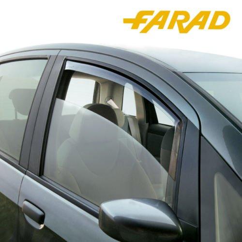 Deflettori Aria Antiturbo Antivento Farad Ford Ka Plus (5 p) dal 2016