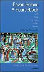 essay on eavan boland poetry