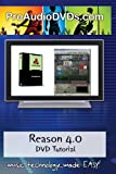 Reason 4.0 DVD Video Training Tutorial with David Wills