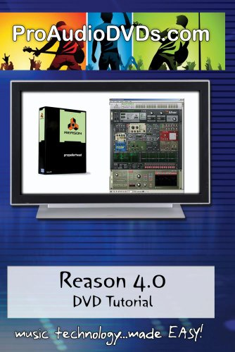 Reason Tutorial Dvd - 3