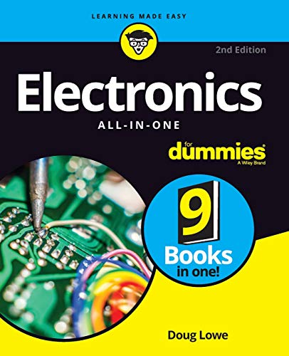 Electronics All-in-One For Dummies (For Dummies (Computers)) (Best Science Fair Projects For High School)