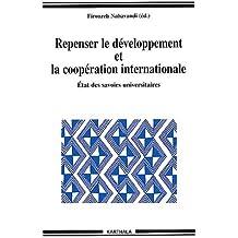 repenser le developpement et la cooperation internationale