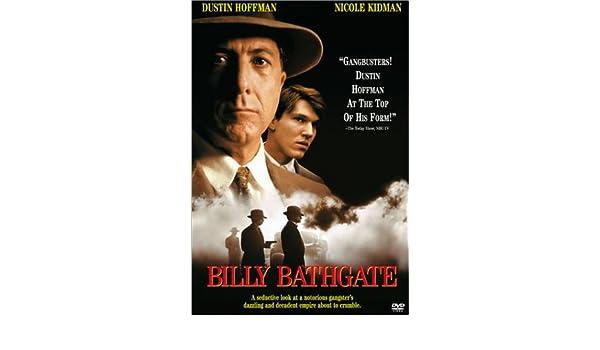 Billy Bathgate [USA] [DVD]: Amazon.es: Dustin Hoffman, Nicole Kidman, Loren Dean, Bruce Willis, Steven Hill, Steve Buscemi, Billy Jaye, John Costelloe, ...
