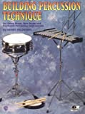 Building Percussion Technique, Feldstein, Sandy, 0769235298