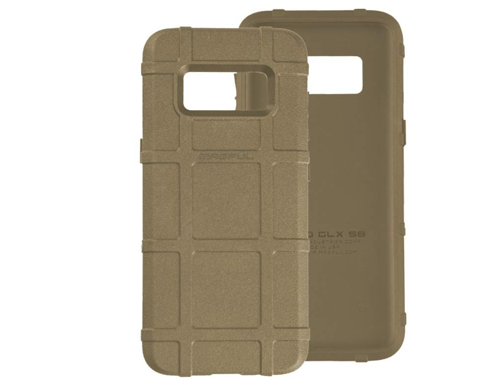 Magpul MAG934-FDE Field Case Galaxy S8 Phone CaseFlat Dark Earth, Flat Dark Earth