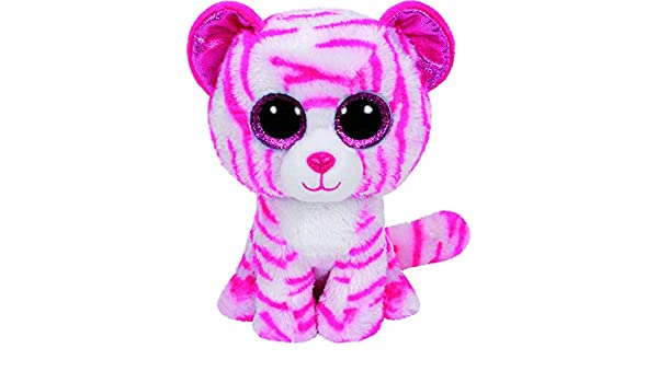 Amazon.com: Ty Beanie Babies Boos 36823 Asia the Tiger Boo Buddy: Toys & Games