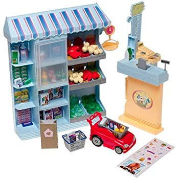 Amazon.com: Barbie Happy Family SHOPPING FUN PLAYSET