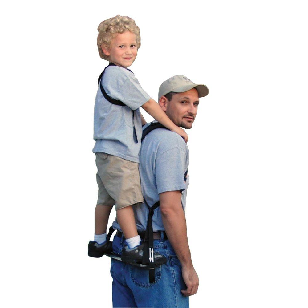 The Piggyback Rider Standing Child Carrier Niloc Model