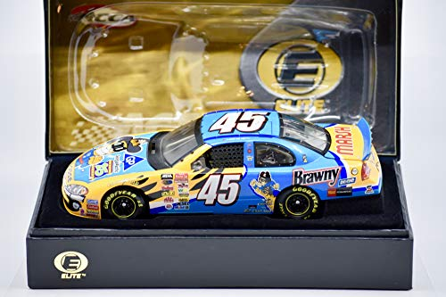 2003 - Action Elite - Kyle Petty #45 Georgia Pacific/Garfield Dodge - 1:24 Scale Die Cast - Collectible