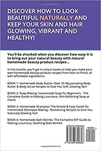 85%OFF Homemade Beauty Products for Beginners: The Complete