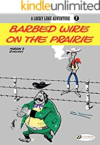 Lucky Luke - Volume 7 - Barbed Wire on the Prairie