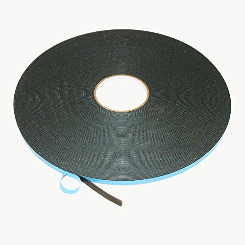 J.V. Converting DC-WGT-01/BLK03850 JVCC DC-WGT-01 Double Coated Window Glazing Tape: 0.0625