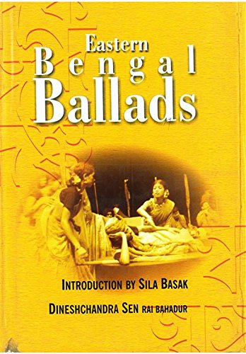 Eastern Bengal Ballads (Ramtanu Lahiri Research Fellowship Lectures For 1922-24, In Two Parts), Vol.1 : Part- I PDF