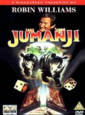 Jumanji [1995] [DVD] [1996]: Amazon co uk: Joe Johnston