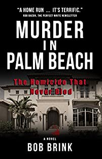 Murder In Palm Beach by Bob Brink ebook deal