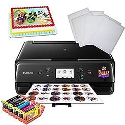 Photo Cake Printer Bundle,Cake Ink and F...