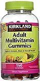 Kirkland Signature Adult Multi Gummies - 160 ct - 2 pk