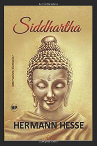 Book cover for Siddhartha