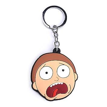 ZyXy llavero - Rick y Morty - Morty 6.5 cm: Amazon.es: Hogar