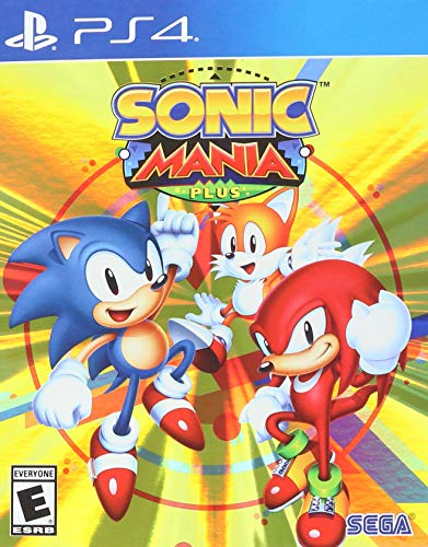 Sonic Mania Plus - PlayStation 4]()