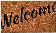 Ninamar Door Mat Welcome Natural Coir – 75 cm x 44 cm