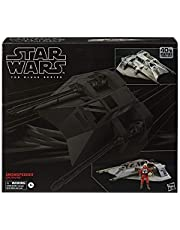 Star Wars The Black Series Snowspeeder Vehicle with Dak Ralter Figure 6-Inch-Scale Star Wars: The Empire Strikes Back Collectible Toys
