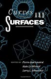 img - for Curves and Surfaces by Pierre-Jean Laurent (1991-08-01) book / textbook / text book
