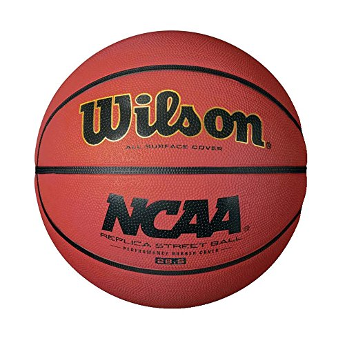 Wilson NCAA Replica Rubber Basketball product image